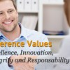 Referece Values